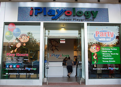 iPlayology Now Open!
