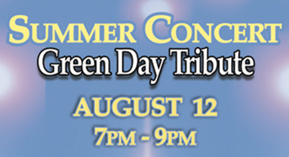 Green Day Tribute 8/12