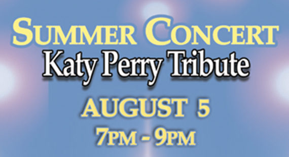 Katy Perry Tribute 8/5