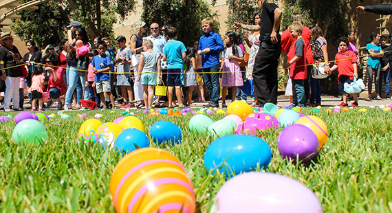 Easter Egg Hunt Recap!