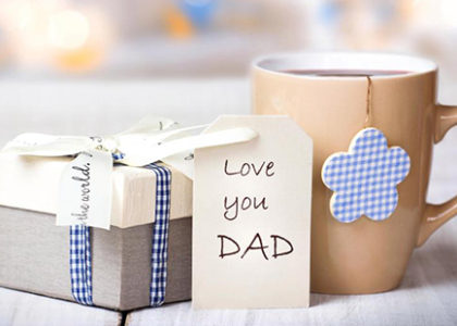 Make Father's Day Memorable