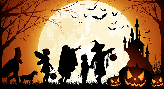 Get Ready For Some Ghoulish Fun This Halloween
