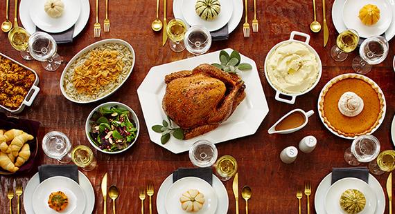 Gobble Gobble, It's Thanksgiving!