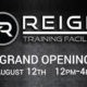 Reign Training Facility GRAND OPENING on August 12th!!!