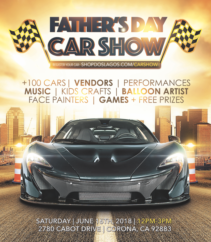 Father S Day Car Show The Shops At Dos Lagos