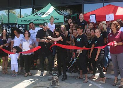 Fearless Dance Studio Grand Opening!