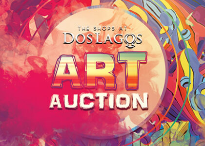 Art Auction on March 30th, 2019!