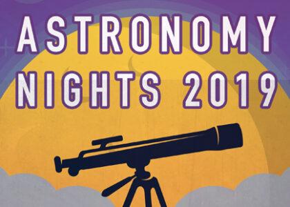 Astronomy Nights 2019