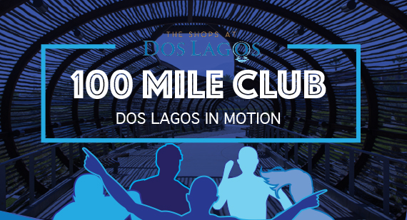 Dos Lagos in Motion (100 Mile Club)