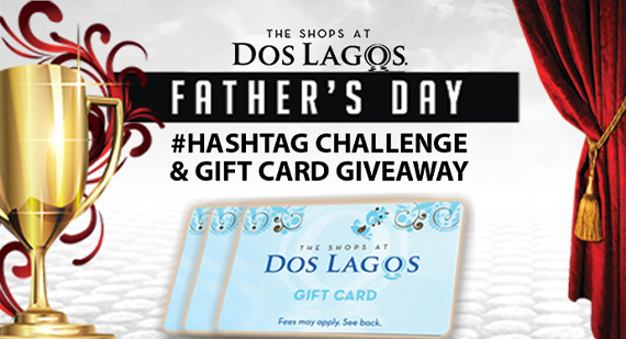 Father's Day #Hashtag Challenge!