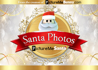 Virtual Santa Photos – PictureMeSanta.com