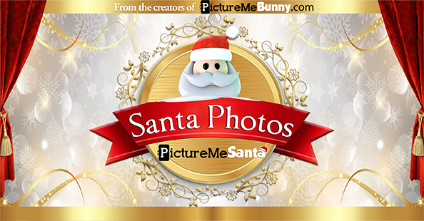 Virtual Santa Photos – PictureMeSanta.com